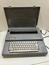 Vintage Smith Corona Sl105 Spell Right Ii Electric Portable Typewriter With Cover