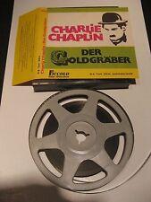 Super 8mm Film-Klassiker Comedy von Piccolo-Charlie Chaplin-Der Goldgräber