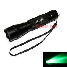 1pcs UltraFire WF-501B CREE Green light LED 1Mode 150Lumens Flashlight Torch G60