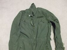 US Army Nomex CVC Combat Crewmen Coveralls Med-Regular