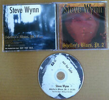 STEVE WYNN Shelley's Blues PROMO DJ CD Dream Syndicate