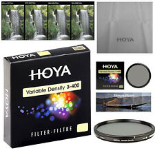 Hoya 72mm Variable Density 3-400 Filter U.S Authorized Dealer