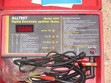Alltest Model 4300 Digital Electronic Ignition Module Tester