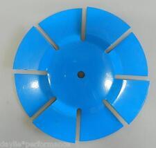 Little Wonder edger machine metal blade disk Blue