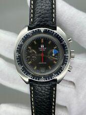 Beautiful Tissot Seastar Chronograph with Valjoux 7734