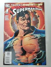 TALES OF THE SINESTRO CORPS: SUPERMAN-PRIME #1 ONE-SHOT (2007) IVAN RIES COVER
