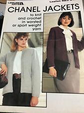 "New listing ""Knit & Crochet Women'S Chanel Jackets"" -Leaflet- New -1987"