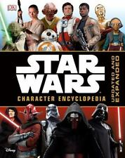 Star Wars Character Encyclopedia, Updated and Expanded by Simon Beecroft,...