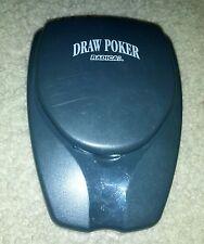 Radica Draw Poker Electronic Handheld Game Flip Top 1999