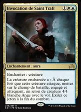 MTG Magic SOI - Invocation of Saint Traft/Invocation de Saint Traft, French/VF