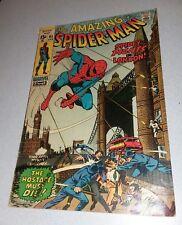 Amazing Spider-Man (1st Series) #95 bronze age 1971 marvel comics lot run movie