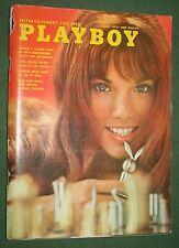 Playboy May 1972 POM Deanna Baker Valerie Perrine Barbi Benton Howard Cosell