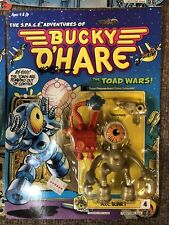 Vintage Bucky O' Hare Signed By Michael Golden Action Figure Set