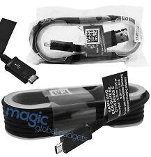BLACK GENUINE ORIGINAL 1.5M LONG SAMSUNG GALAXY TAB 3 4 S FAST CHARGER USB CABLE