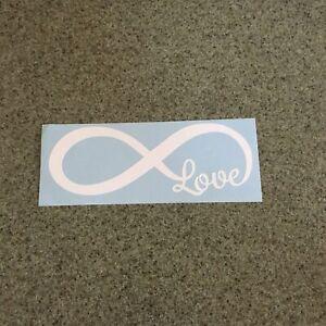 Infinity Love Sticker