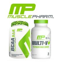 Musclepharm BCAA + MULTIVITAMIN   2 Pack DEAL   Multi   Free Delivery