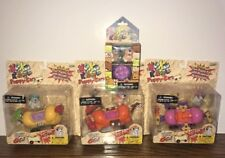 Jay at Play KOO KOO KENNEL Lot PUPPY CARS Pull Back and watch them go! Dog
