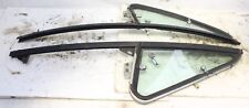 81-93 Dodge Ram W150 250 Pickup Truck Vent Window Left Right Glass Latch Ram Cha