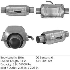 Catalytic Converter-Universal Eastern Mfg 70421