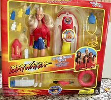 BAYWATCH Lifeguard Training Playset! PAMELA ANDERSON 1997  FITS BARBIE TOO! NRFB