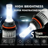 9007 HB5 CREE LED Headlight Conversion Kit Bulbs 1800W 270000LM Lamp Hi/Lo 6000K