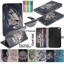 Smart Stand Magnetic New PU Leather Case Cover For Samsung Galaxy Tab 3 8.0 T310