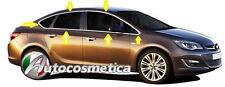 OPEL ASTRA J SD 12 cornici profili cornici stampati raschiavetri acciaio cromo-