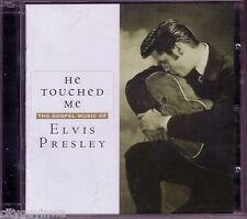 Gospel Music of ELVIS PRESLEY He Touched Me 1999 QVC Exclusive 2CD The King 60s