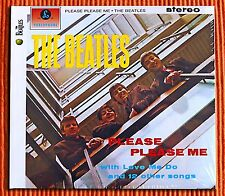 THE BEATLES – PLEASE PLEASE ME   Stereo UK  Enhanced 2009  digipack SEALED