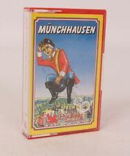 Munchausen Funny Streiche Abenteuer Hörspielkassette Reader´S Digest