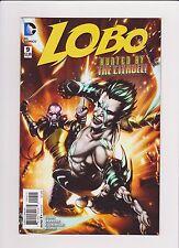 DC Comics! Lobo! Issue 9!