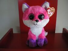 Ty Beanie Boos JOEY the fox 6 inch NWMT.Claire's Exclusive.LIMITED QUANTITY.