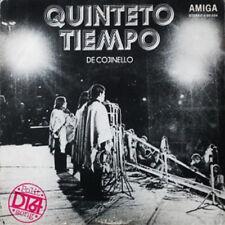 """Quinteto Tiempo - De Cojinello / Vamos Ahora 45 single 7"""" Amiga 1974 M-/EX"""