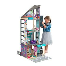 Bianca City Life Dollhouse by KidKraft