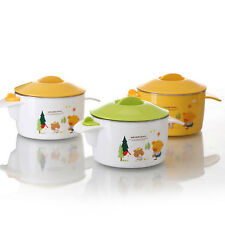 Baby Toddler Kid Bowl Suction Feeding Stainless Steel Insulation Bowl