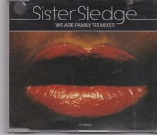 Sister Sledge-We Are Family 93 Mixes cd maxi single