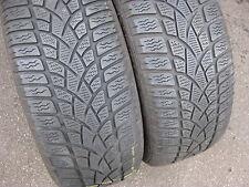 2x Winterreifen Dunlop SP WinterSport 3D  205/55 R16 91H Regal: 6815