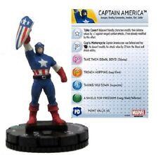 Marvel Heroclix Edad de Ultron-Capitán América #020