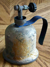 Vintage Brass Blow Torch Blowtorch