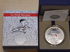 10 euro France 2014 BE argent - LE PETIT NICOLAS, LA RENTRÉE (max. 5 000 ex.)