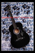 GFA  I Won't Give Up  * JASON MRAZ *  Signed Acoustic Guitar AD2 PROOF COA