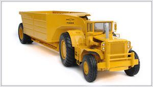 Caterpillar 660 Coal Hauler By CCM [Classic Const. Models)
