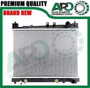 Radiator FOR TOYOTA Echo NCP10 / 12 / 13 Auto & Manual 10/99-10/05