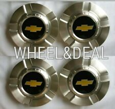 4 Chevy Silverado 1500 Tahoe 2007-2013 Chevrolet Wheel Center hub Caps 9595989