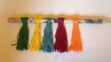 Dmc Tread Tassels Great For Sewing, Card Making And Crafts