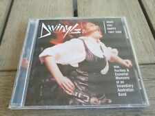 CD THE DIVINYLS - Make You Happy 1981- 1993 (Rare 80's Australian Greatest Hits)
