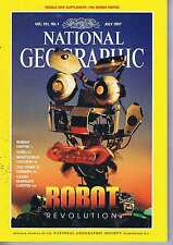 ROBOTS / ROMAN EMPIRE / SUMONational GeographicJul1997