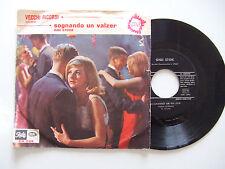 Gigi Stock – Vecchi Ricordi/Sognando Un Valzer-Disco Vinile 45 Giri ITALIA 1960