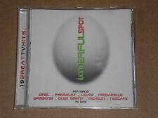 WONDERFUL SPOT (QUEEN, GUANO APES, BATTIATO, ZUCCHERO) - CD