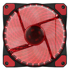 Game Max Galeforce 32 x Red LED 12cm Cooling Fan Efficient Cooling Systems